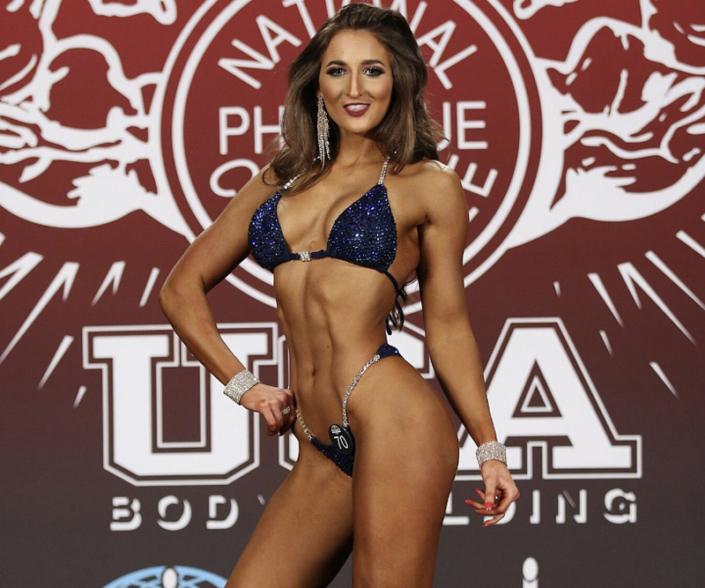 Bikini Competitor Jennifer Doty